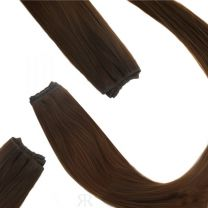20″-22″ Double Drawn Luxury Weft 50g